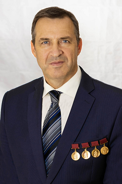 "Victor V. Stanovskoy, the general director - the chief designer of the CJSC ""Technology market"""